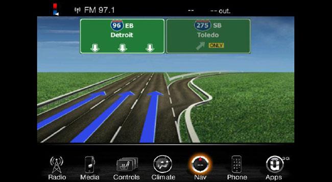 """Triển lãm CES 2013: Phần mềm ứng dụng cho xe hơi """"được mùa"""" 1"""