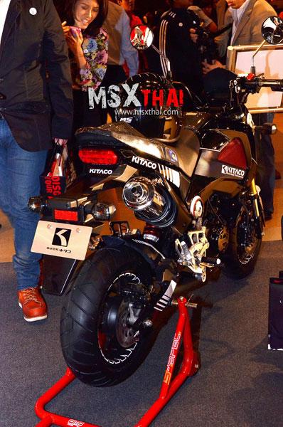 Vừa ra mắt, Honda MSX125 đã có hàng tá bản độ 16