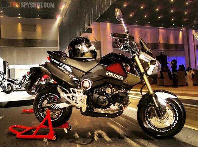 Vừa ra mắt, Honda MSX125 đã có hàng tá bản độ 13