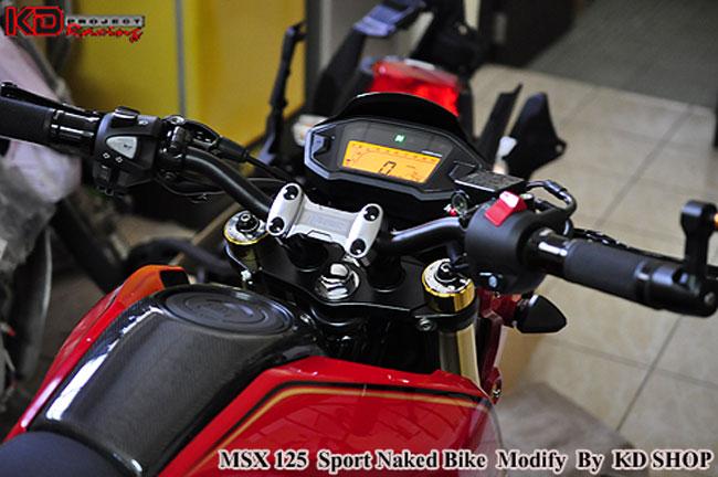 Vừa ra mắt, Honda MSX125 đã có hàng tá bản độ 4