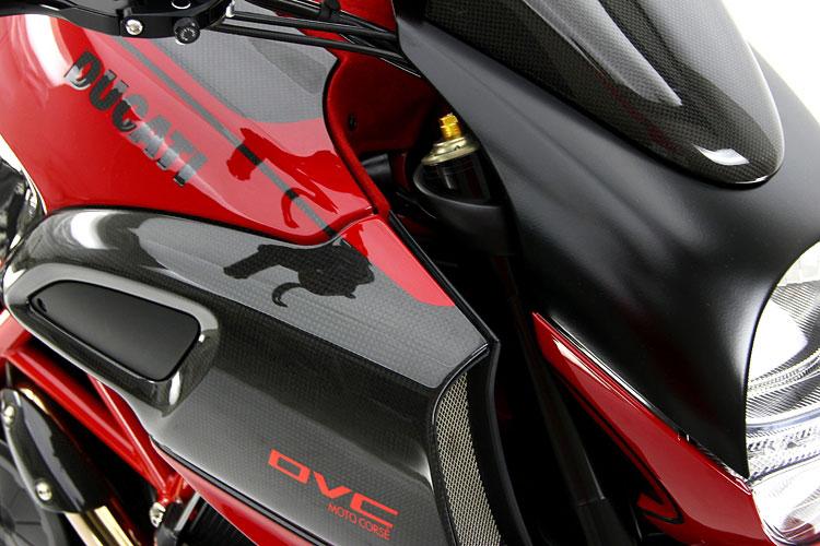 Giật mình với giá của Ducati Diavel độ 6