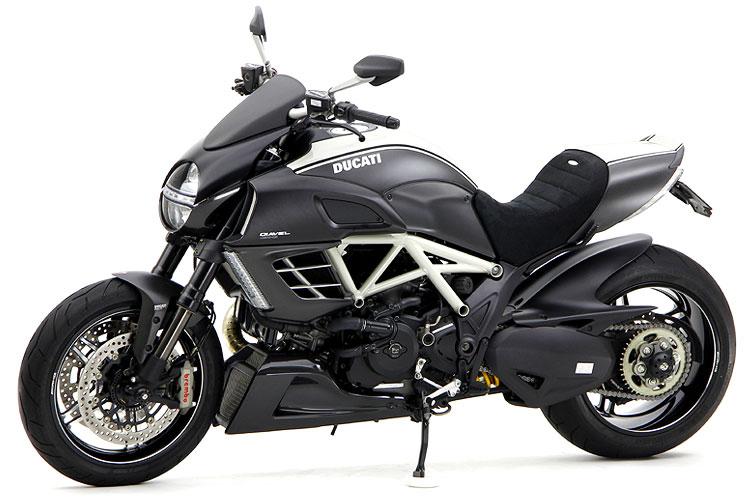 Giật mình với giá của Ducati Diavel độ 1
