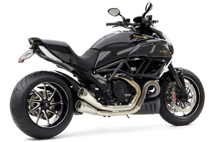 Giật mình với giá của Ducati Diavel độ 14