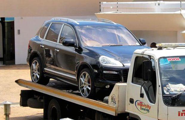 Cựu cảnh sát bị tịch thu 25 xe đắt tiền 5