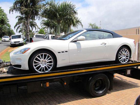 Cựu cảnh sát bị tịch thu 25 xe đắt tiền 7