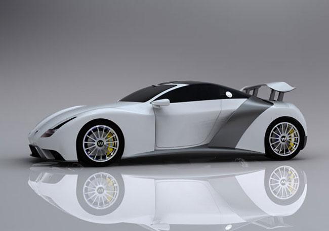 """Weber Sportcars F1 - """"Ông hoàng tốc độ"""" mới 6"""
