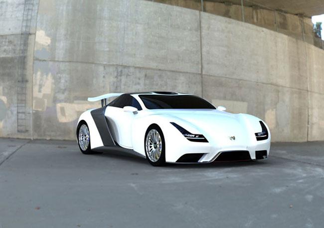 """Weber Sportcars F1 - """"Ông hoàng tốc độ"""" mới 8"""