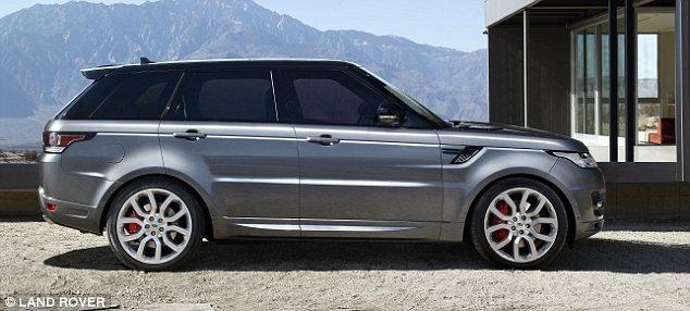 """""""Điệp viên 007"""" giới thiệu Range Rover Sport 2014 trên phố 7"""