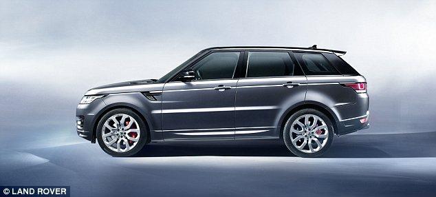 """""""Điệp viên 007"""" giới thiệu Range Rover Sport 2014 trên phố 8"""