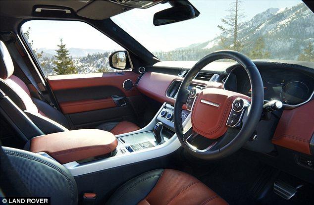 """""""Điệp viên 007"""" giới thiệu Range Rover Sport 2014 trên phố 9"""