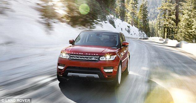 """""""Điệp viên 007"""" giới thiệu Range Rover Sport 2014 trên phố 5"""