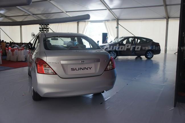 Nissan Sunny có giá 518 triệu Đồng tại Việt Nam 2
