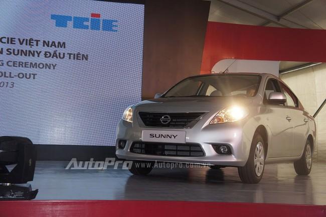 Nissan Sunny có giá 518 triệu Đồng tại Việt Nam 1