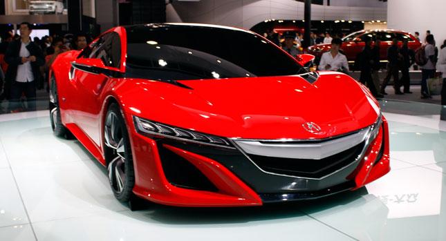 McLaren và Honda cùng nhau phát triển xe thương mại 1