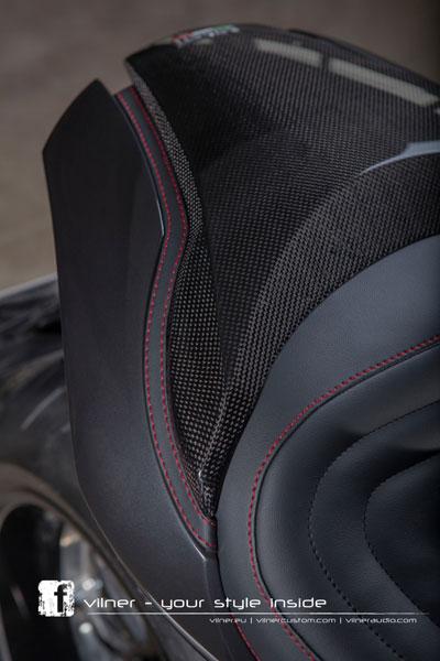 Ducati Diavel dữ dằn và cao cấp hơn 16