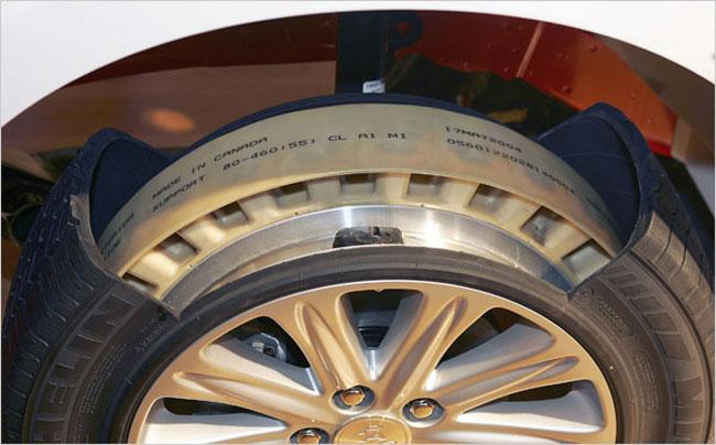 Lốp xe run-flat: Nên dùng hay không? 2