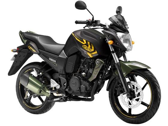 Yamaha trình làng cặp đôi môtô phiên bản hữu hạn 1