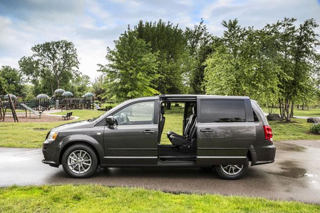 Dodge Grand Caravan phiên bản đặc biệt mới 3