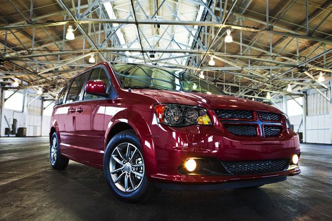 Dodge Grand Caravan phiên bản đặc biệt mới 5