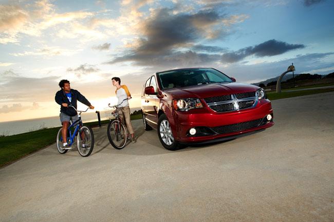 Dodge Grand Caravan phiên bản đặc biệt mới 6