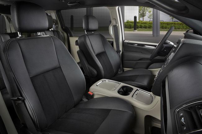 Dodge Grand Caravan phiên bản đặc biệt mới 9