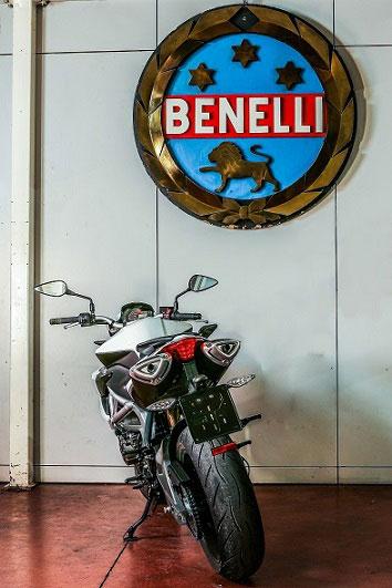 Benelli BN 600i màu đen chính chủ 2018 mới 99% - 66262521