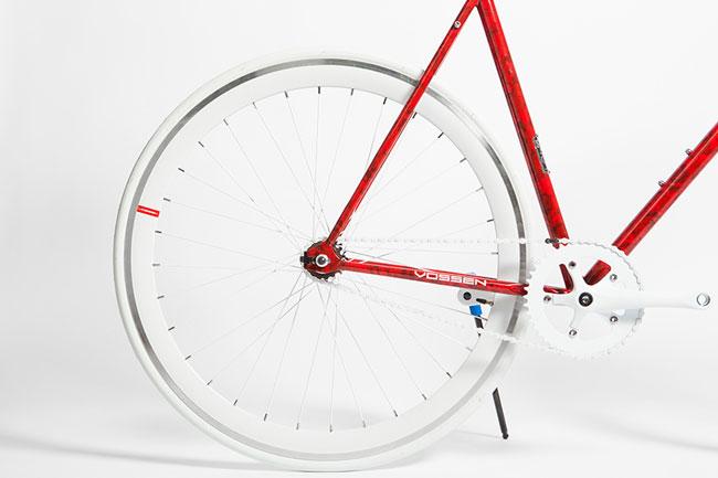 """Hot girl mặt đẹp, dáng chuẩn quảng cáo xe đạp Fixed Gear giá """"mềm"""" 10"""