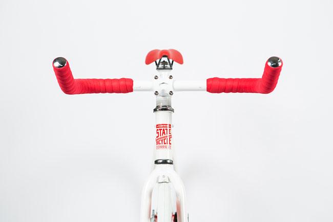 """Hot girl mặt đẹp, dáng chuẩn quảng cáo xe đạp Fixed Gear giá """"mềm"""" 7"""