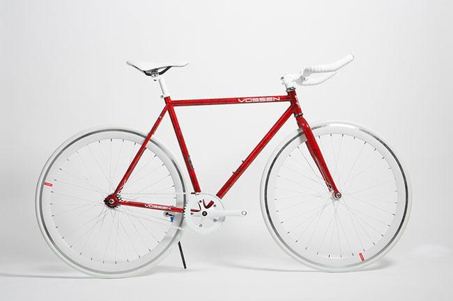 """Hot girl mặt đẹp, dáng chuẩn quảng cáo xe đạp Fixed Gear giá """"mềm"""" 1"""