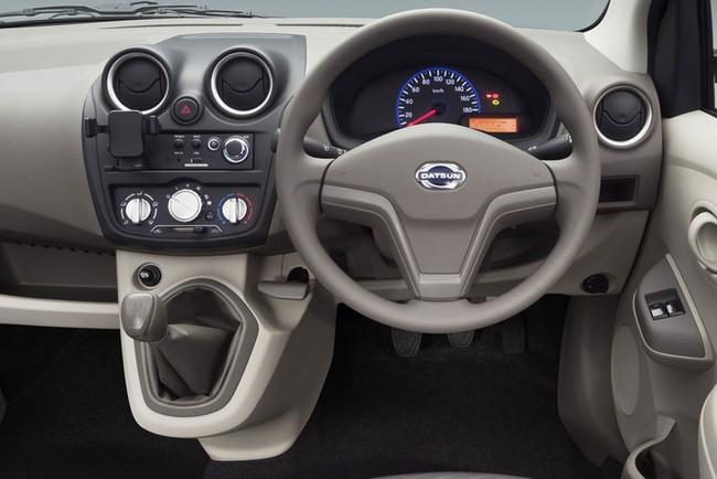 Datsun Go+ - Xe siêu rẻ cho thị trường đang nổi 11