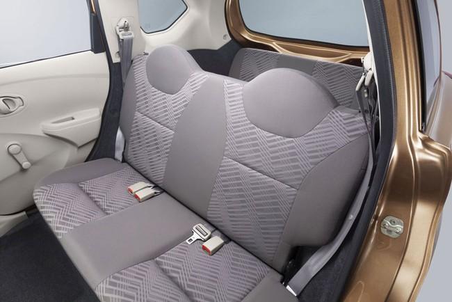 Datsun Go+ - Xe siêu rẻ cho thị trường đang nổi 12