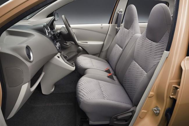 Datsun Go+ - Xe siêu rẻ cho thị trường đang nổi 9