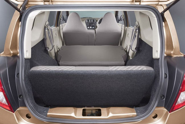 Datsun Go+ - Xe siêu rẻ cho thị trường đang nổi 14
