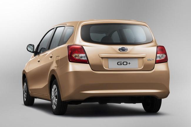 Datsun Go+ - Xe siêu rẻ cho thị trường đang nổi 3
