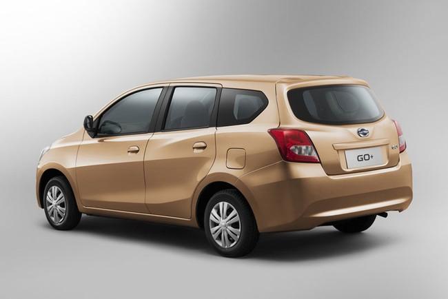 Datsun Go+ - Xe siêu rẻ cho thị trường đang nổi 4
