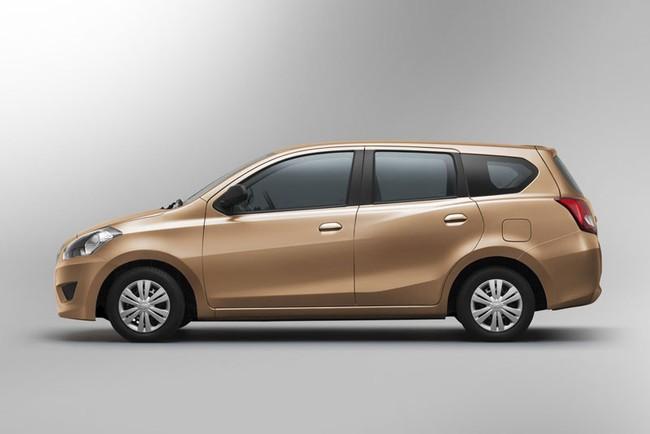 Datsun Go+ - Xe siêu rẻ cho thị trường đang nổi 2