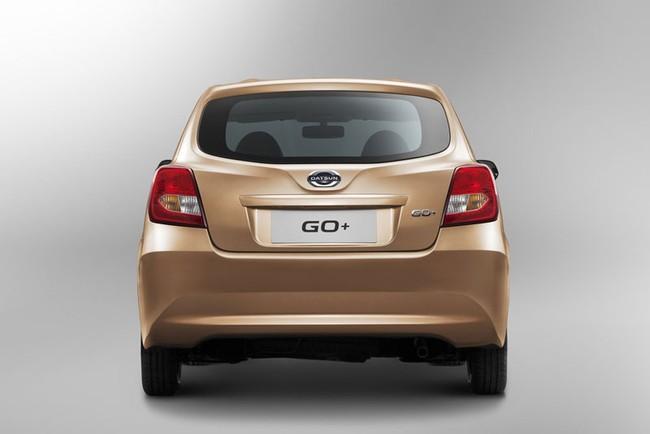 Datsun Go+ - Xe siêu rẻ cho thị trường đang nổi 5