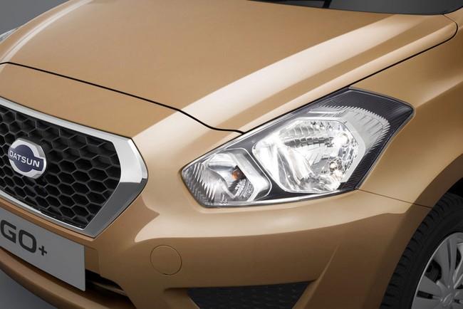 Datsun Go+ - Xe siêu rẻ cho thị trường đang nổi 6