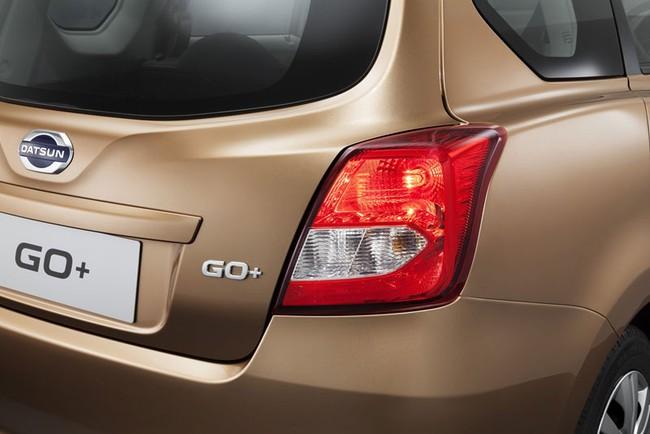 Datsun Go+ - Xe siêu rẻ cho thị trường đang nổi 7