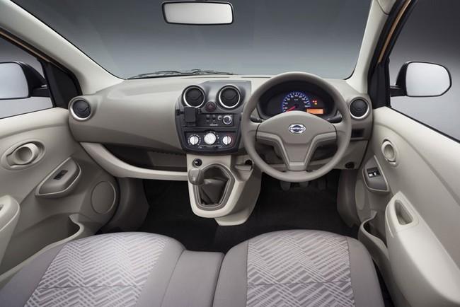 Datsun Go+ - Xe siêu rẻ cho thị trường đang nổi 8