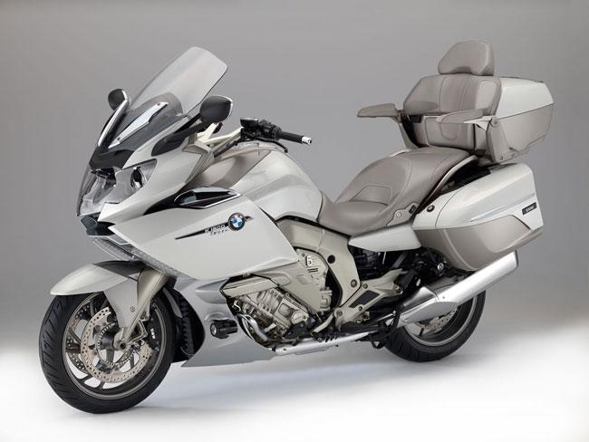 BMW công bố giá hàng loạt môtô đời mới 4