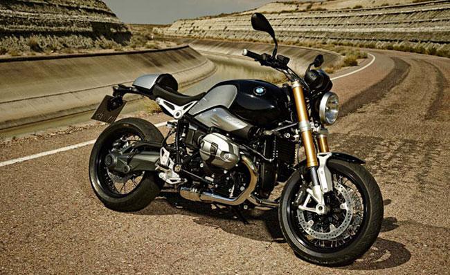 BMW công bố giá hàng loạt môtô đời mới 1