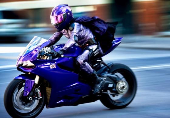 Siêu môtô Ducati 1199 Panigale màu độc 2