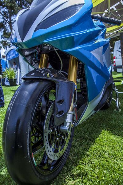 Siêu môtô thương mại nhanh nhất thế giới lộ diện 2