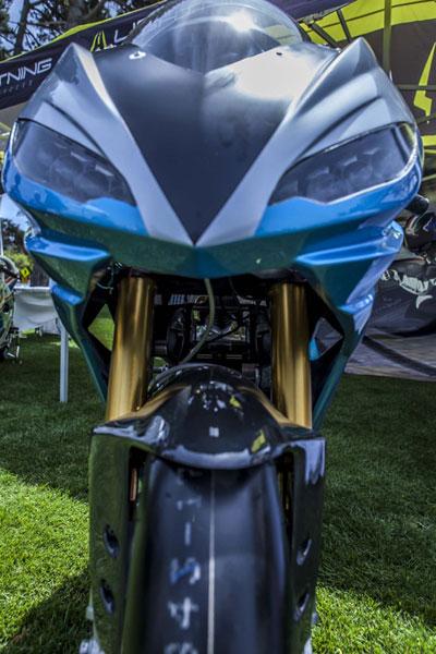 Siêu môtô thương mại nhanh nhất thế giới lộ diện 3