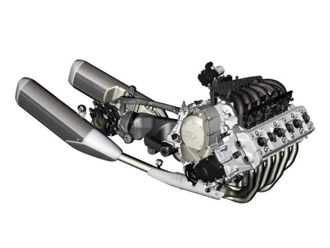 Khám phá ý nghĩa trong tên gọi của các mẫu xe môtô 5