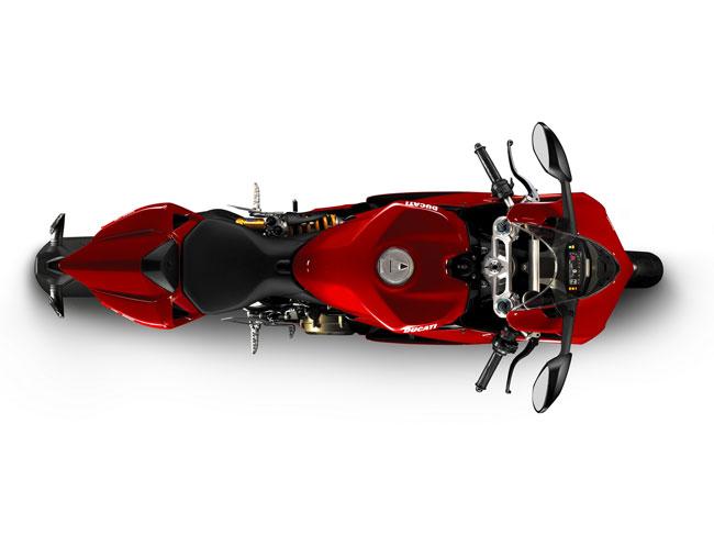 Siêu môtô Ducati 1199 Panigale nhận giải thiết kế danh giá 2