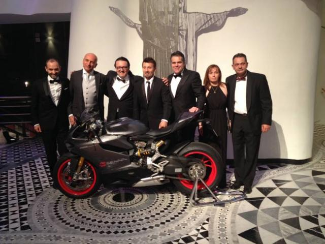 Ducati 1199 Panigale S Senna duy nhất tại châu Âu đã có chủ 1