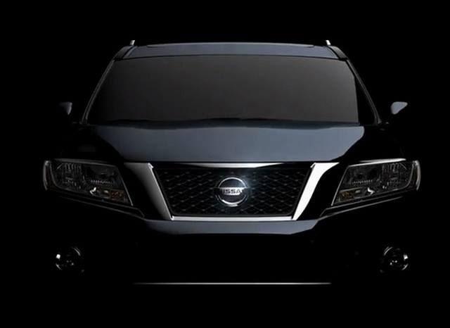 Hình ảnh úp mở của Nissan Navara 2015 1