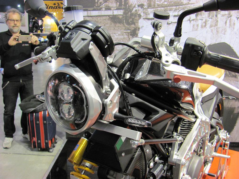 EICMA 2015: Bimota Impeto and Tesi 3D RaceCafe unveiled